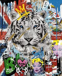 In Your Wildest Dreams II by Yuvi - Box Canvas sized 24x30 inches. Available from Whitewall Galleries